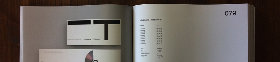 RASTER-NOTON | Source Book 1 – Archiv 4 (Ultimae Record Shop)