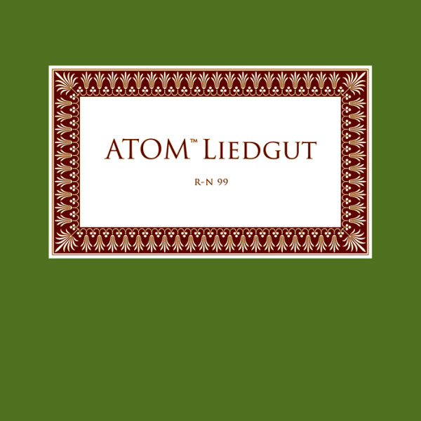ATOM™ | Liedgut (Raster-Noton) – CD