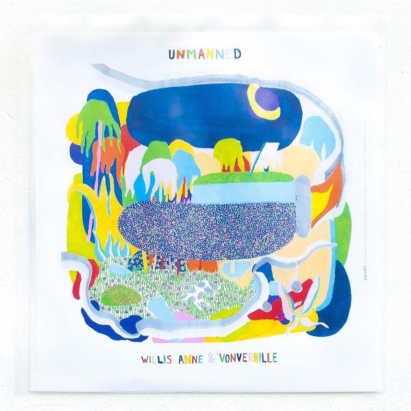 WILLIS ANNE & VONVERHILLE | Unmanned (Maturre) – EP