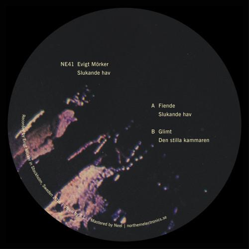 EVIGT MÖRKER | Slukande Hav (Northern Electronics) - EP