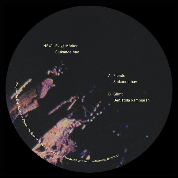EVIGT MÖRKER | Slukande Hav (Northern Electronics) – EP