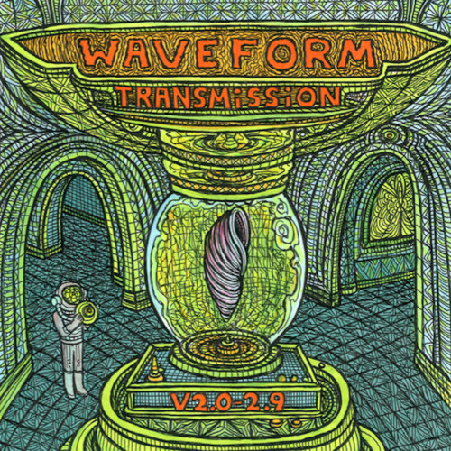 WAVEFORM TRANSMISSION | V 2.0-2.9 5 (Astral Industries) - 2xLP