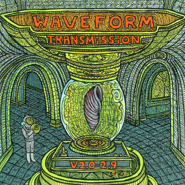 WAVEFORM TRANSMISSION | V 2.0-2.9 5 (Astral Industries) – 2xLP