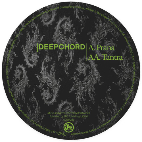 DEEPCHORD | Prana / Tantra (Soma Quality Recordings) - EP