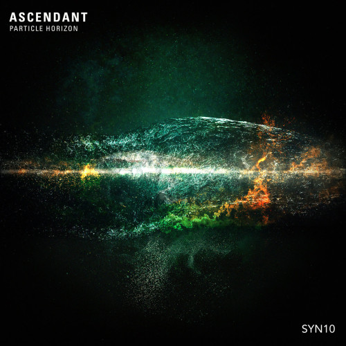 ASCENDANT | Particle Horizon (Synphaera Records) - CD