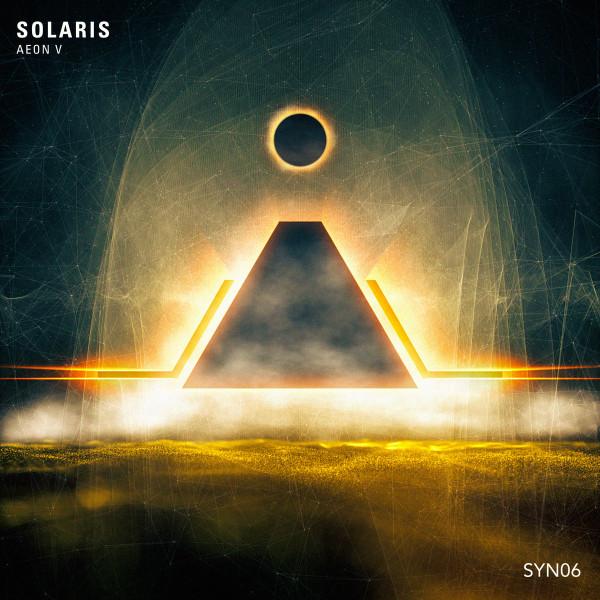 SOLARIS | Aeon V (Synphaera Records) – CD