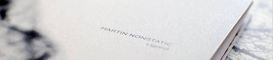 Martin Nonstatic's LIGAND 2xLP | Out Now (Ultimae Records)