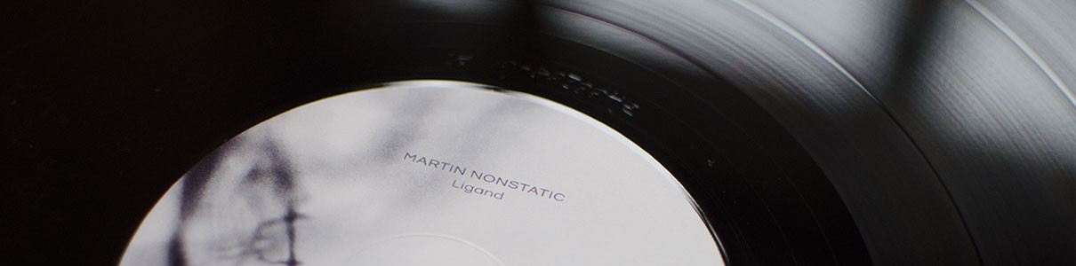 MARTIN NONSTATIC | Ligand  (Ultimae Records)