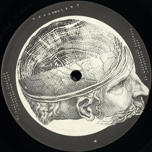 OSCAR MULERO | Dualistic Concept (Pole Recordings) - EP