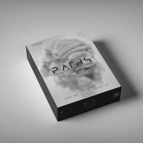 PATHS | Kontakt Instrument & Sample Pack (Audiomodern)
