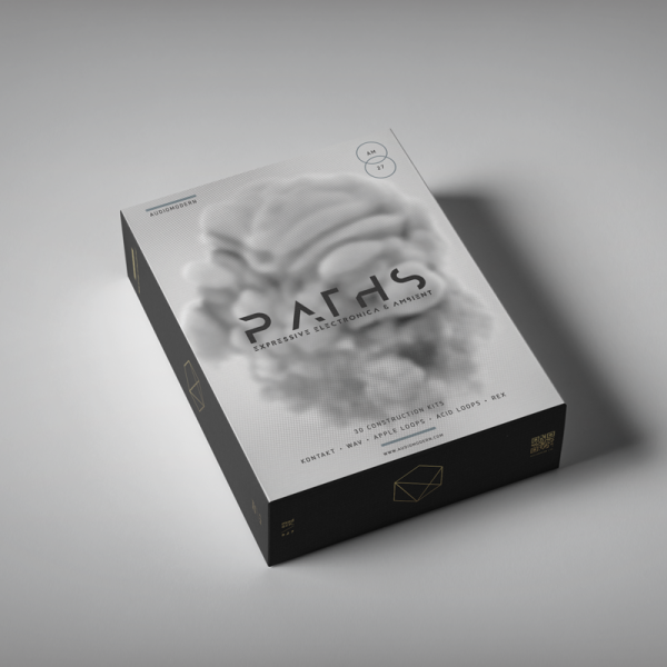 PATHS | Kontakt Instrument & Sample Pack (Audiomodern)