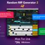 RANDOM RIFF GENERATOR PRO | Max For Live (Audiomodern)