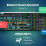 RANDOM GROOVE GENERATOR PRO | Max For Live (Audiomodern)