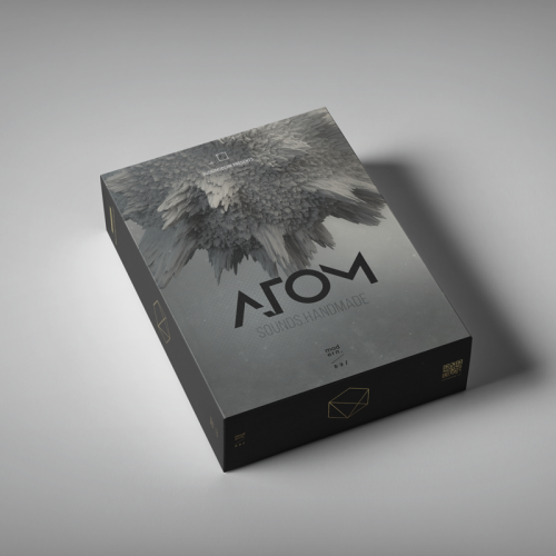 ATOM | Kontakt Instrument & Sample Pack (Audiomodern)