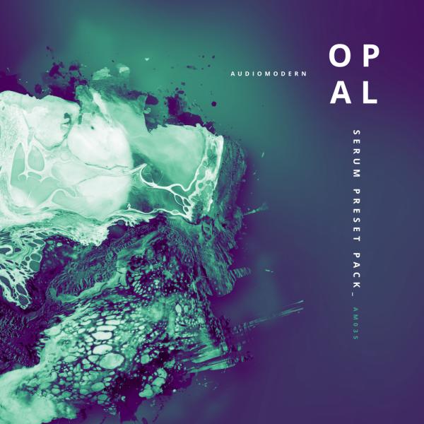 OPAL | Serum Preset Pack (Audiomodern)