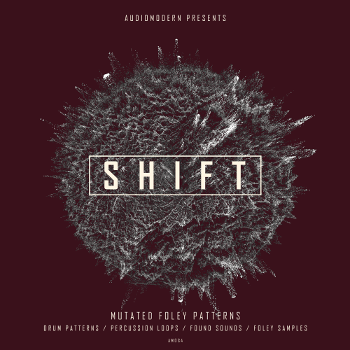 SHIFT | Sample Pack (Audiomodern)