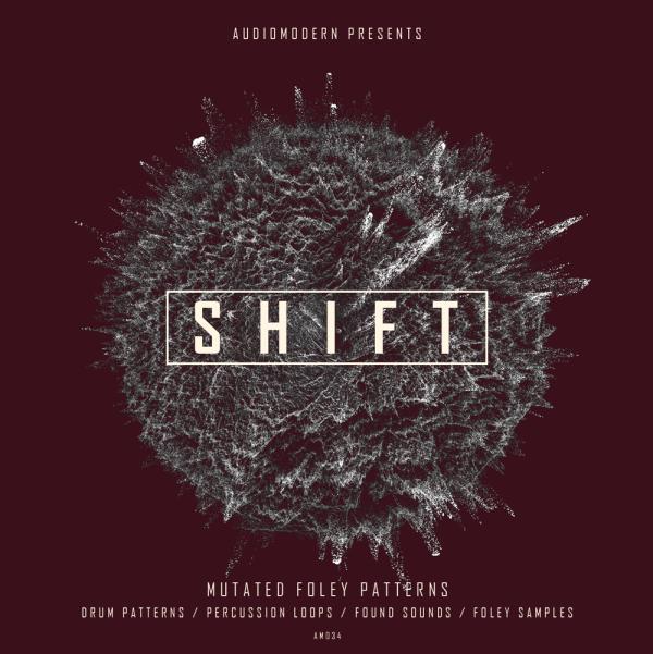 SHIFT | Sample Pack (Audiomodern)