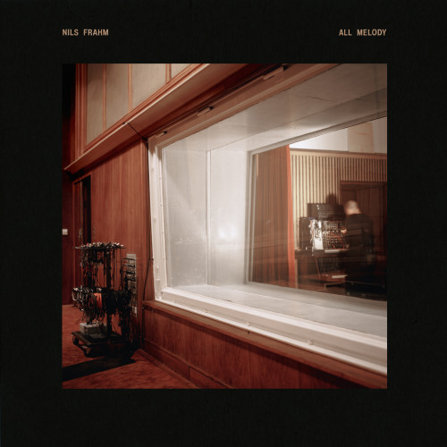 NILS FRAHM | All Melody (Erased Tapes) - CD/2xLP