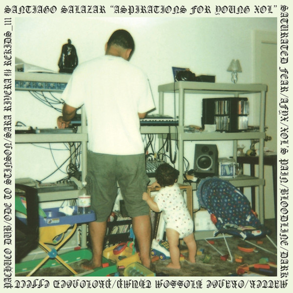 SANTIAGO SALAZAR | Aspiration For Young Xol (Rekids) – 2xLP