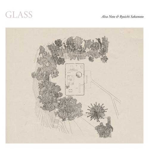ALVA NOTO & RYUICHI SAKAMOTO | Glass (Noton) - CD/LP