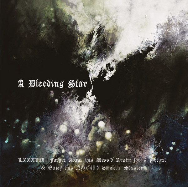 A BLEEDING STAR | LXXXVII (UAE Records) – CD
