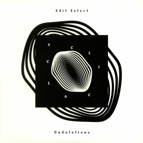 EDIT SELECT | Cyclical Undulations (Soma Quality Recordings) - 2xLP