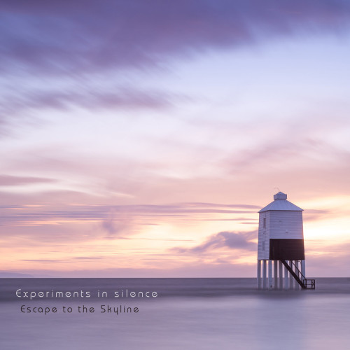 EXPERIMENTS IN SILENCE | Escape To The Skyline (...txt) - CD