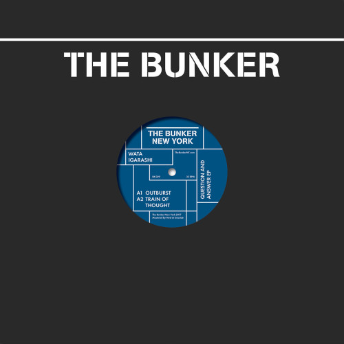 WATA IGARASHI | Question And Answer EP (The Bunker New York)