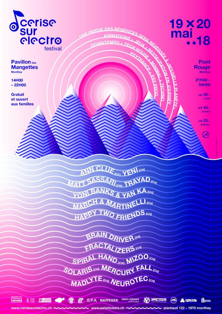 MIZOO | Cerise sur Electro Festival 2018