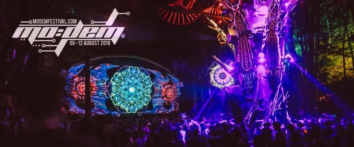 SAMSARA | MoDem Festival 2018