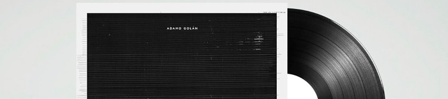 ADAMO GOLÁN | Exile And The New (Kingdoms) - LP