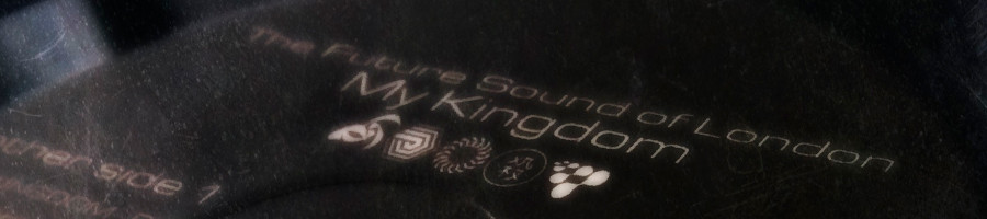FUTURE SOUND OF LONDON | My Kingdom Re-imagined (LP)