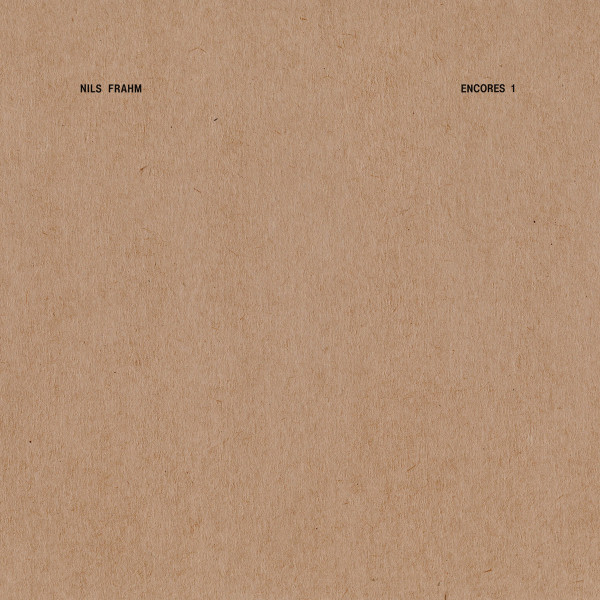 NILS FRAHM | Encores 1 (Erased Tapes Records) -LP