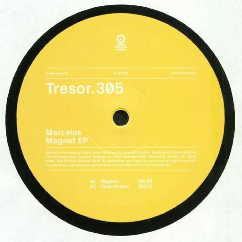 MARCELUS | Magnet EP (Tresor)