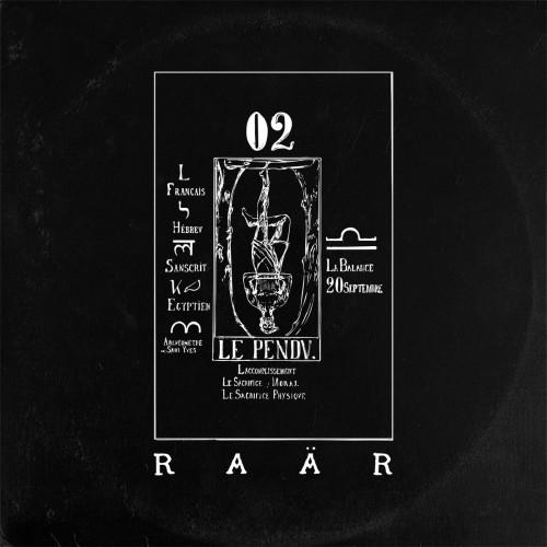 RAÄR | Le Pendu (Vaerel Records) - EP