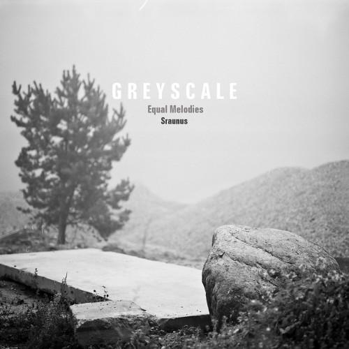 SRAUNUS   Equal Melodies (Greyscale) - CD