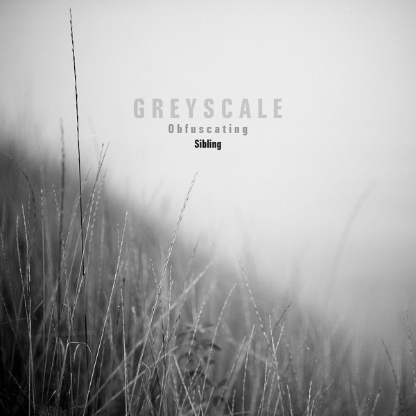 SIBLING | Obfuscating (Greyscale) – CD