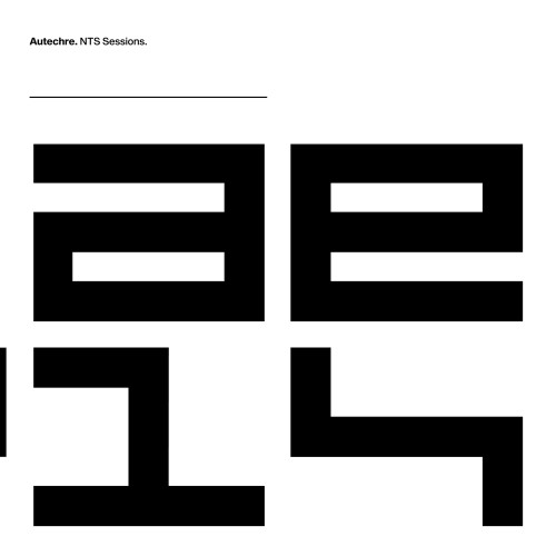 AUTECHRE | NTS Sessions (Warp) - 8xCD