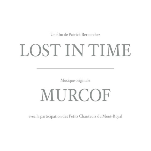 MURCOF | Lost In Time (Glacial Movements) - CD