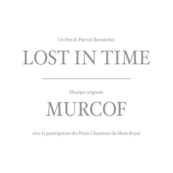 MURCOF | Lost In Time (Glacial Movements) – CD