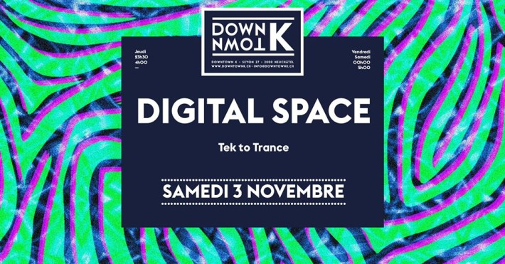 Digital Space | First Edition