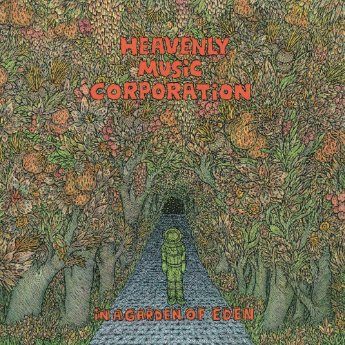 HEAVENLY MUSIC CORPORATION | In A Garden of Eden (Astral Industries) - LP