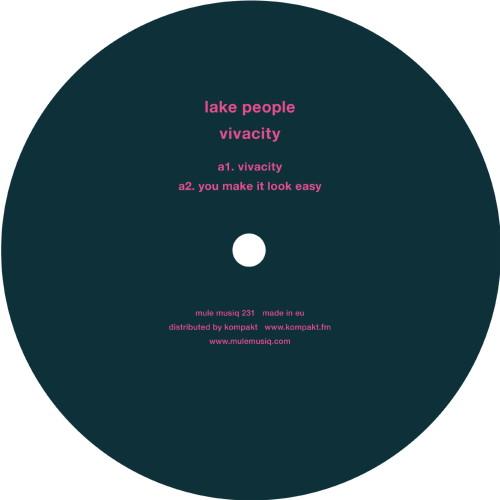 LAKE PEOPLE | Vivacity (Mule Musiq) - EP