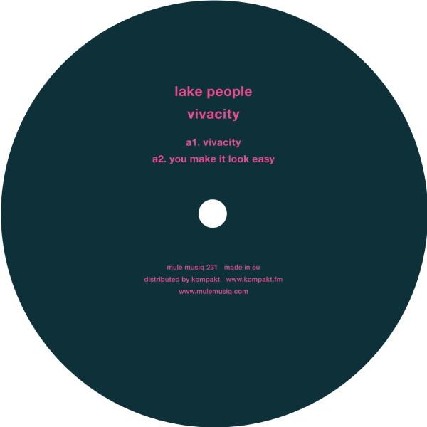 LAKE PEOPLE | Vivacity (Mule Musiq) – EP