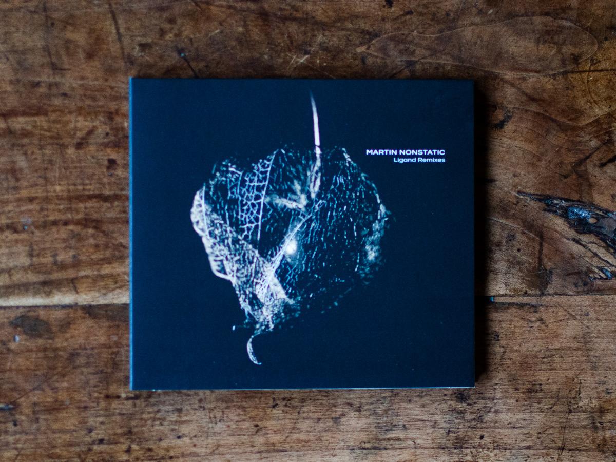 Martin Nonstatic Ligand Remixes Ultimae Records Cd
