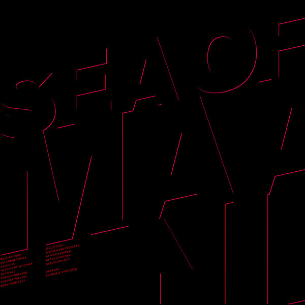 MAAYAN NIDAM | Sea of Thee (Perlon) – CD/2xLP