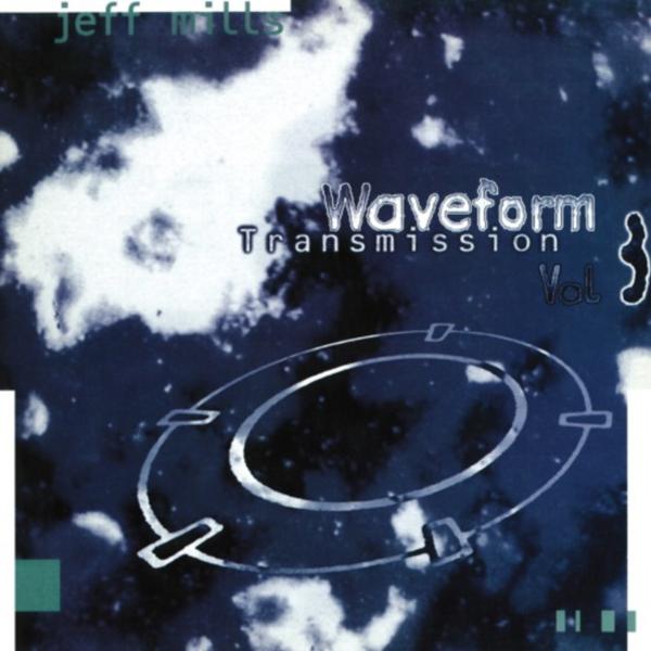 JEFF MILLS | Waveform Transmission Vol. 3 (Tresor Records) – 2xLP
