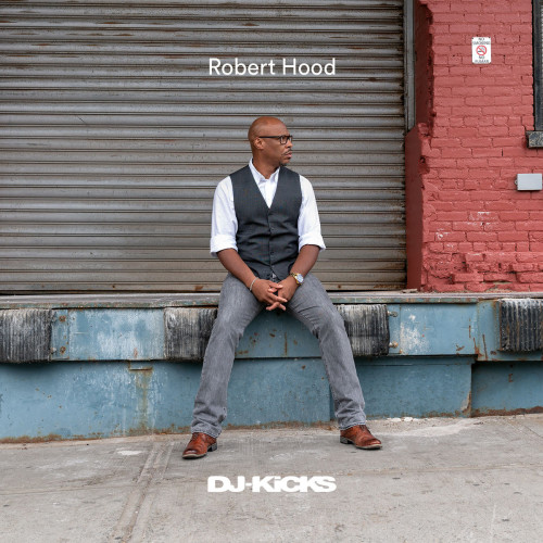 DJ-Kicks | Robert Hood (!K7 Records) - CD/2xLP