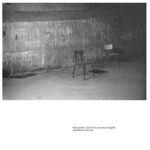 CORTINI & ENGLISH | Immediate Horizon (Important Records) - LP