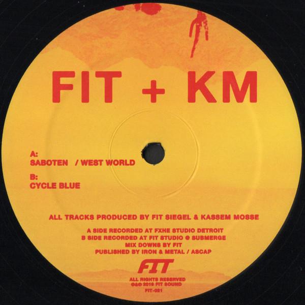 FIT SIEGEL & KASSEM MOSSE | Saboten (Fit Sound) – EP